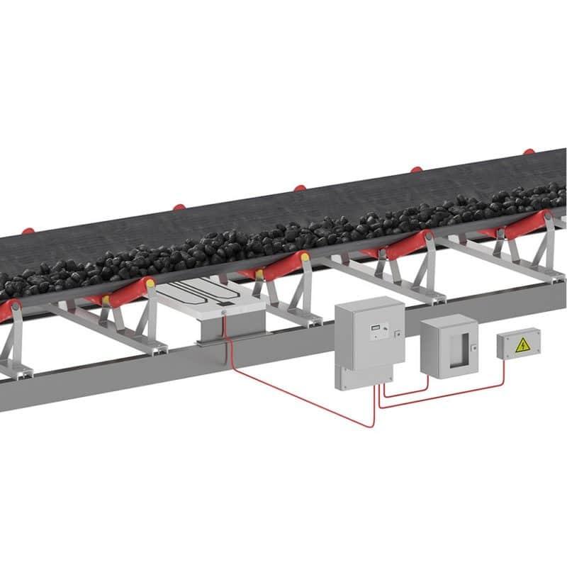 Product image CASSEL Metal Detector SQ SQTA
